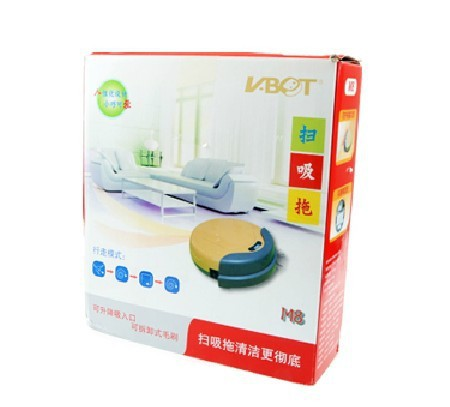 Free shipping 4 In 1 Multifunction Robot Vacuum Cleaner (Sweep,Vacuum,Mop,Sterilize) cleaning robot home electrical appliance