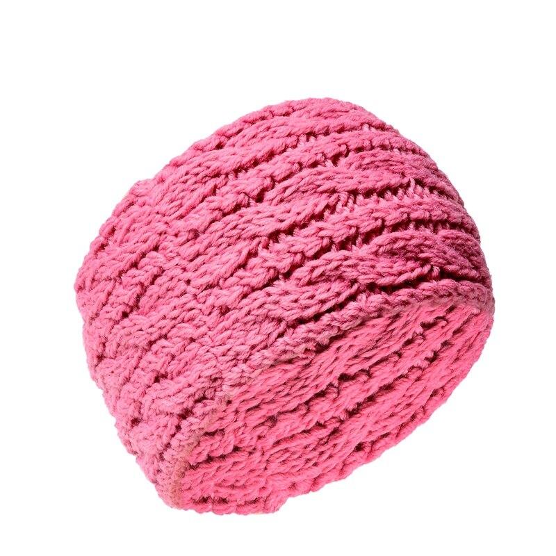 1PC Winter Turban Headbands Women Ear Warmer Wide Hair Bands Twist Knitted Headband Turban Head Wrap for Women Hair Accessories in Women 39 s Hair Accessories from Apparel Accessories