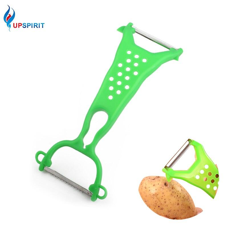 Upspirit Cooking Tools Parer Slicer Gadgets Vegetable Fruit Turnip Slicer Peeler Cutter Carrot Shredder Kitchen Accessories