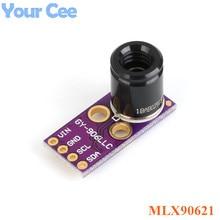 MLX90621 4X16 Kızılötesi Dizi Sıcaklık Sensörü Modülü 4*16 IR GY 906LLC Sensörü Arduino Için