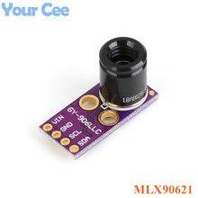 MLX90621 4X16 อินฟาเรดอุณหภูมิ Sensor โมดูล 4*16 IR GY 906LLC สำหรับ Arduino