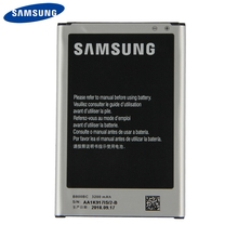 Original Samsung Battery B800BC B800BE For Samsung GALAXY NOTE 3 N9006 N9005 N900 N9009 N9008 N9002 Note3 with NFC 3200mAh все цены