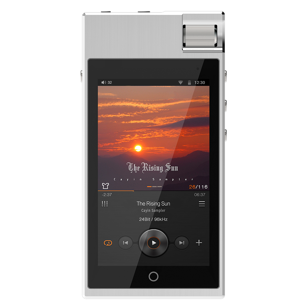 CAYIN N5iiS N5IIS Basati Su Android Master Digital Audio Music Player MP3 2 gb di RAM 64 gb di memoria Interna 2.5mm ESS9018K2M equilibrato DAC