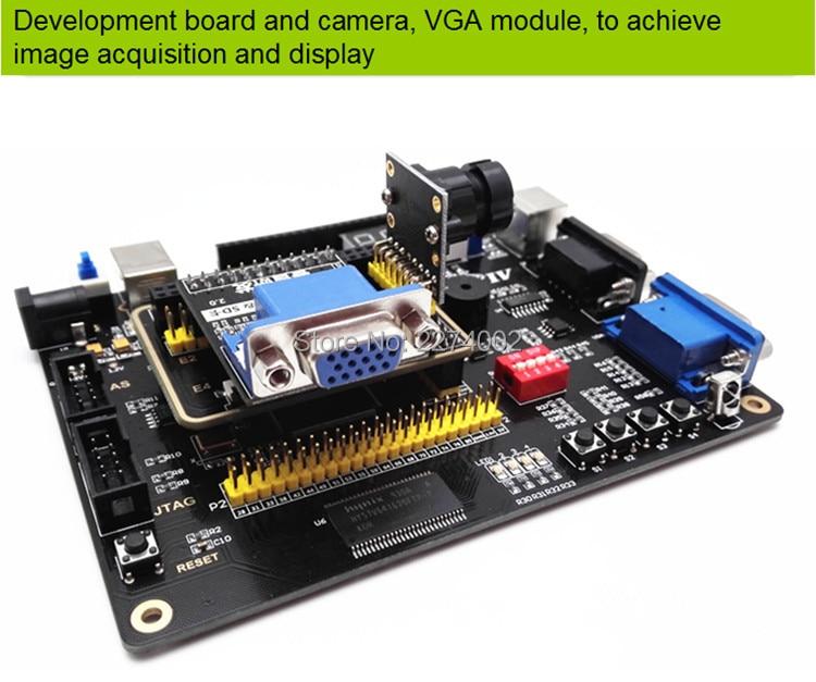 ALTERA Cyclone IV EP4CE6 FPGA Development Kit Altera EP4CE FPGA Board + USB  Blaster + Infrared