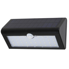 Solar Light Outdoors Front Door Garden Manor Night Walk Lighting Powered LED Wall Spotlights For Outdoor Lamp