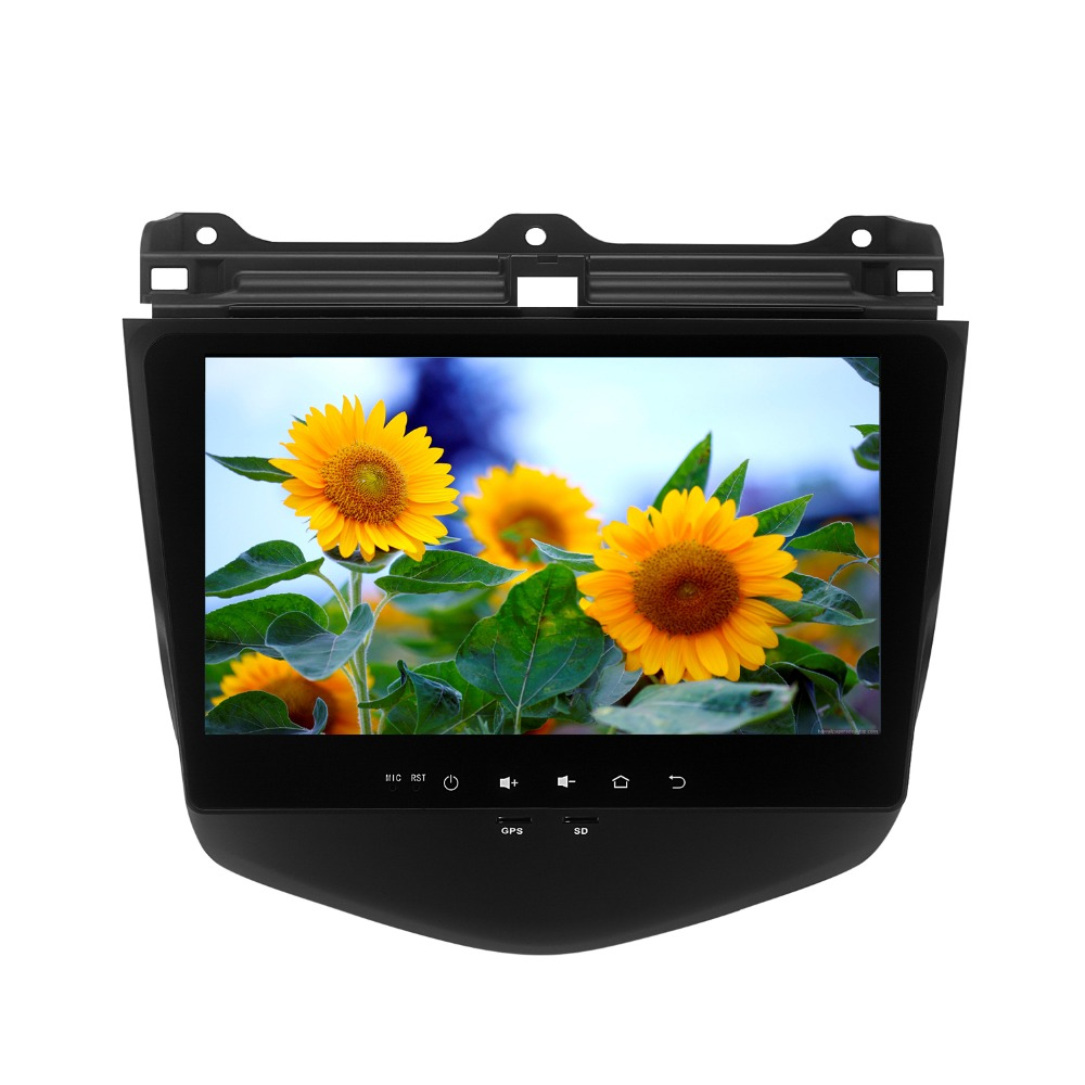 Android 5 1 2 1024 600 Quad core 10 1 Car radio GPS Navigation for HONDA