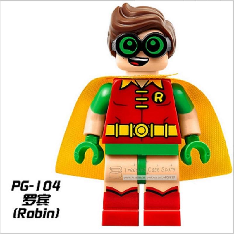 PG104 Robin Figure Super Hero Building Toys Blocks