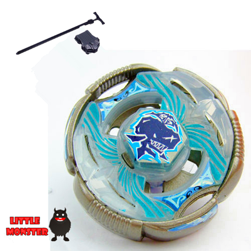 1pcs Beyblade Metal Fusion 4D set BB82 T125RS Grand Ketos kids game toys children Christmas gift