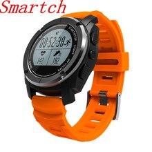 S928 MTK2502 Relógio Inteligente Bluetooth Smartwatch Pedômetro Monitor De Freqüência Cardíaca Relógio Para Ios Android Telefone Do Relógio GPS tracker