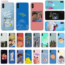 Lavaza Call Me by Your Name Hard Phone Case for Apple iPhone 6 6s 7 8 Plus X 5 5S SE XS Max XR Cover