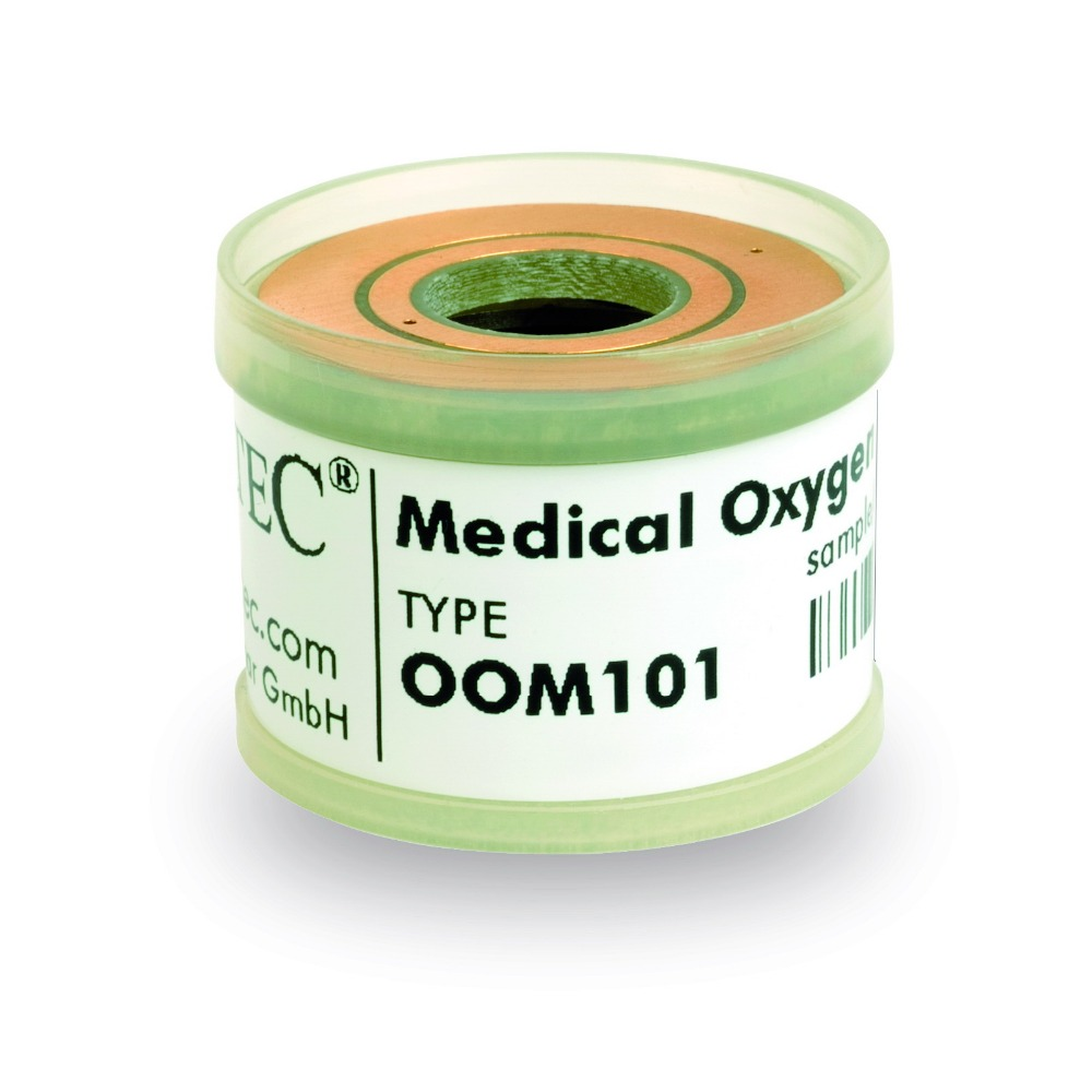 OOM-101 oxygen battery Applied to Drager, Mustang, Hamilton, Newport, Chenwei drager наркотестер drugtest 5000