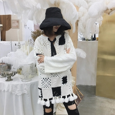2018 Early Autumn New Women Knitted Sweater CS10
