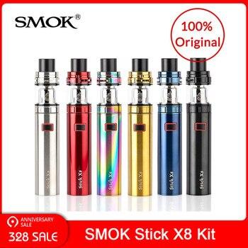 Kit SMOK Stick X8 original amb dipòsit per vaporitzadors XF Baby Beast TFV8 X-4ml Stick X8 Mod integrat en cigarret electrònic 3000mah
