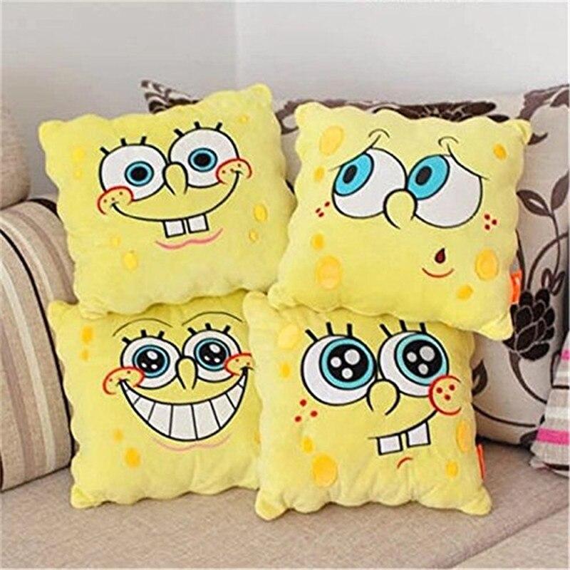 13 spongebob squarepants pillow series soft stuffed plush toy