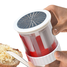 1Set Stainless Steel Cheese Grater Chocolate Butter Cutter Manual Cheese Slicer Grinder Mill Baking Tools Kitchen Gadget