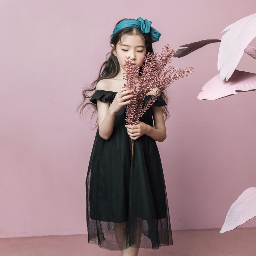 2018 Toddler Kids Baby Girl Summer Clothes Mesh Festa Dress Tulle Fabric For The Dress Party Gown Sukienki Kids Girls Sundress kids dress for girls teenage summer baby girl clothes for party toddler girl dresses ball gown kids dress chinese style 9 10 12