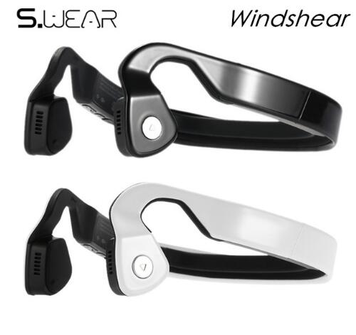 ¡Nave en 24hrs! Original WindShear conducción ósea auricular Bluetooth inalámbrico deportes al aire libre PK LF-18 auriculares