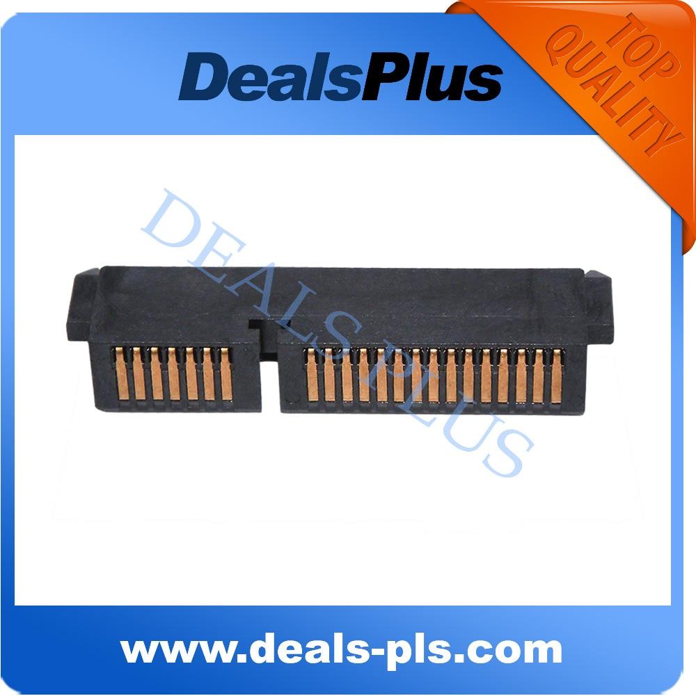 5PCS  For Dell E5420 E5220 E5520 SATA Hard Drive Adapter Interposer Connector