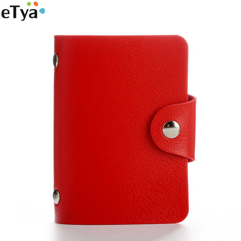 Fashion Women Men Credit Card Holder Bags Pu Leather Name Bank ID Business Passport Organizer Case Wallet Purse 12card Slots protective pu leather case w card holder slots for lg nexus 5 deep pink
