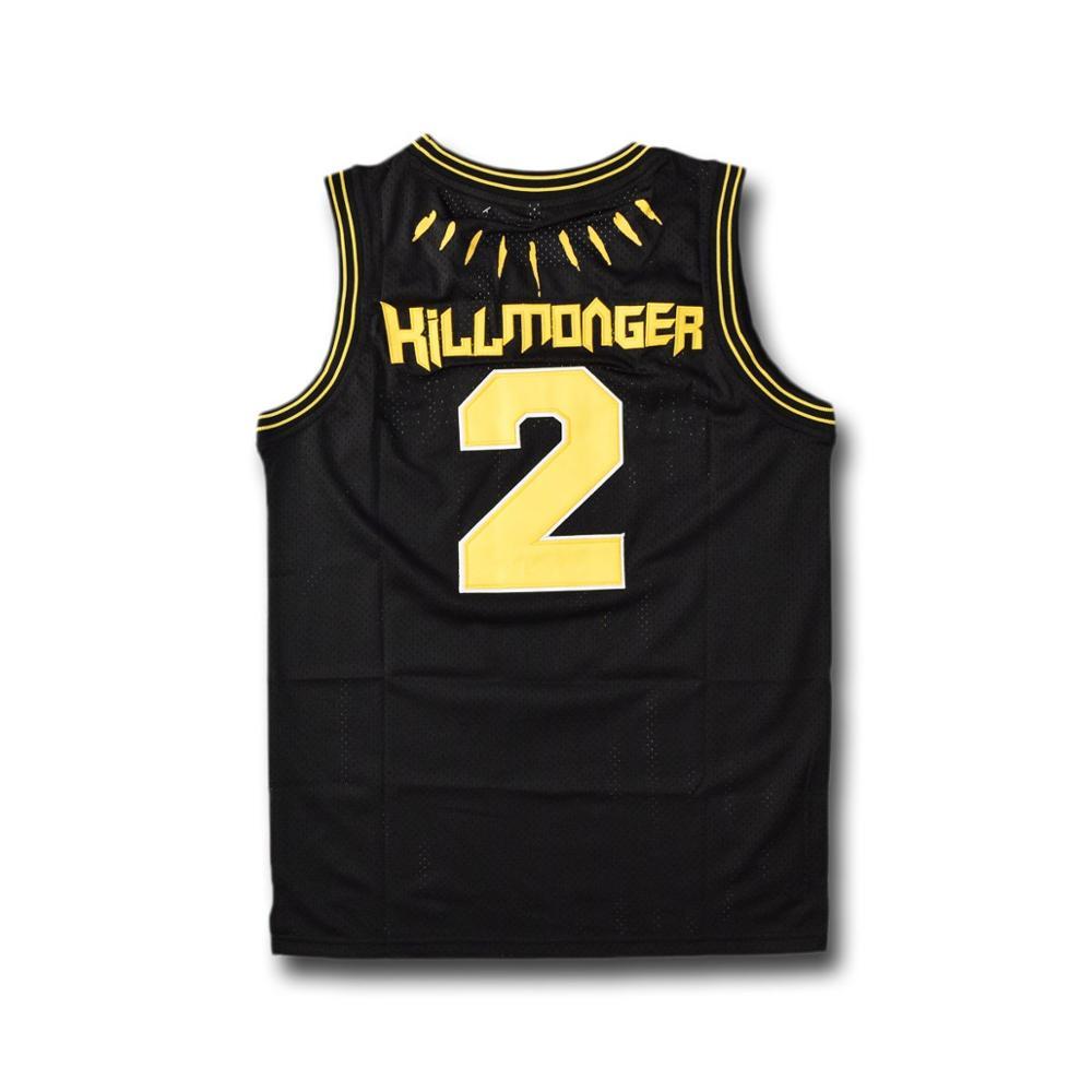 buy online c7a9c b26e4 US $16.99  TIM VAN STEENBERGE Men's Killmonger 2 Wakanda
