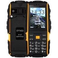 NO 1 A9 Power Bank Phone Flashlight 2 4 Inch Waterproof Phone