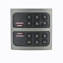 10 cm дальность считывания wiegand 26bit карты читателей 125 кГц id kr502e ip64 водонепроницаемый открытый операции защита от обратной полярности