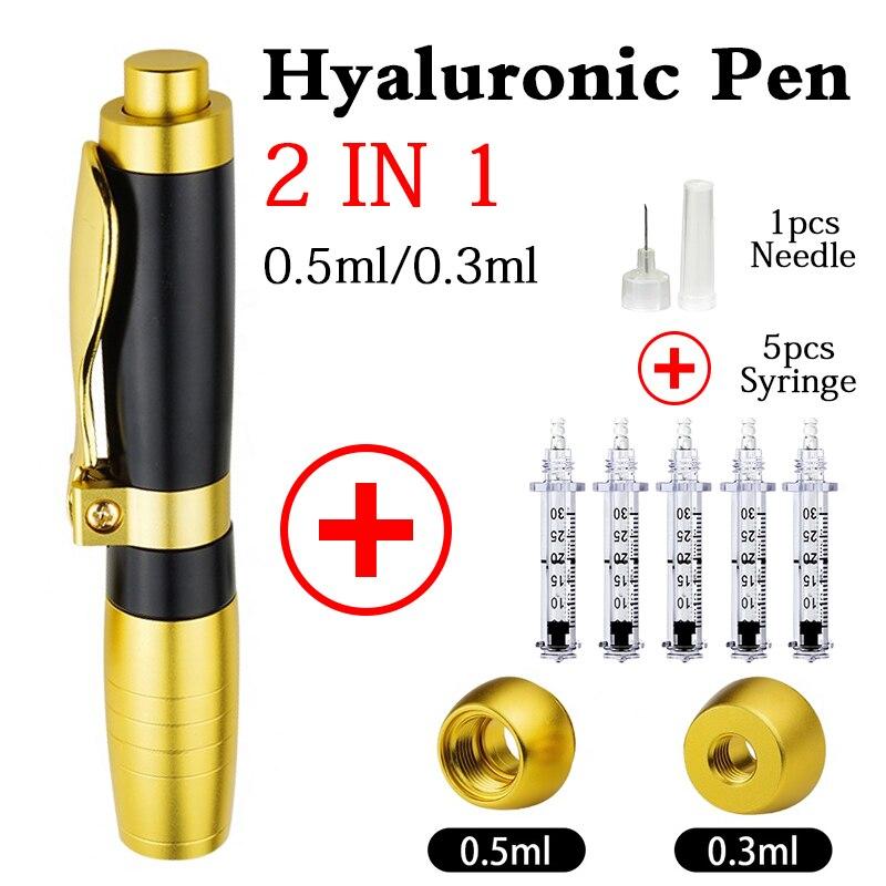 2-In-1 Hyaluronic-Pen Filler Lifting-Injection Face Anti-Wrinkle Dermal New For Lip