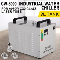 Water CoolersOffice Equipment Thermolysis Water Cooled Chiller CO2 Laser Tube UK
