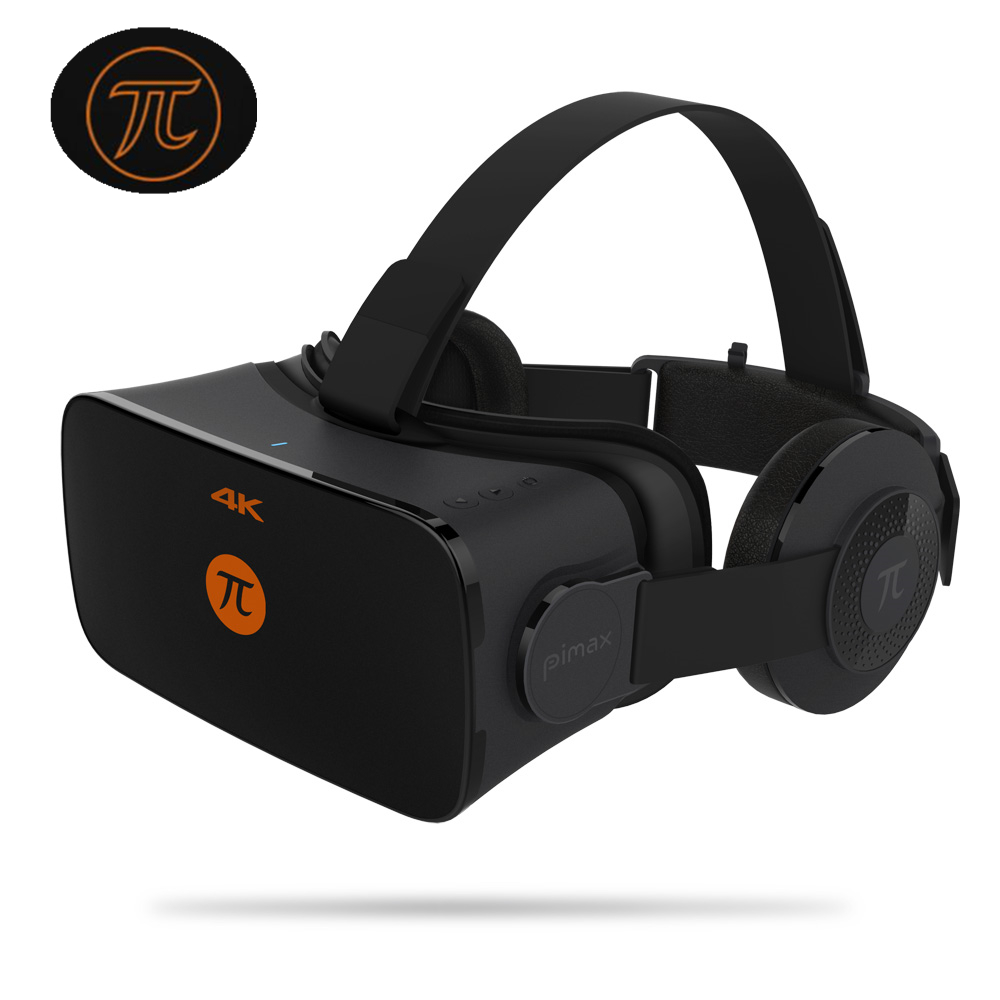 6f930e2673aa Original PIMAX 4K UHD VR Virtual Reality Glasses 3D Headset for PC 110  Degree FOV 8.29MP VR Headset for PC Win 7 8 10 HDMI 1.4B -in 3D Glasses   Virtual ...