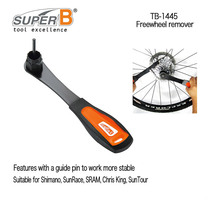 Super B TB-1445 Bike tool Freewheel Remover For Cassett Lockrings  Bicycle Repair Tools