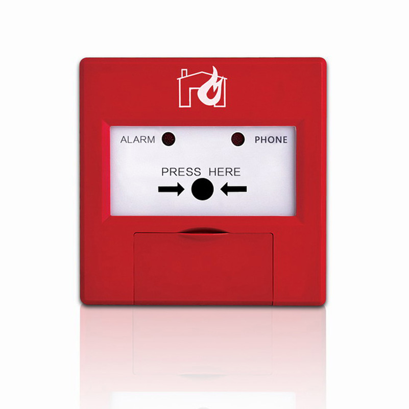 how to test fire alarm call points with keys