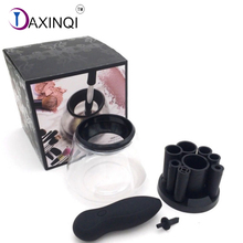 DAXINQI  makeup brush cleaner cleaning brush electric tool for different handle brush washing machine for makeup dry quickly