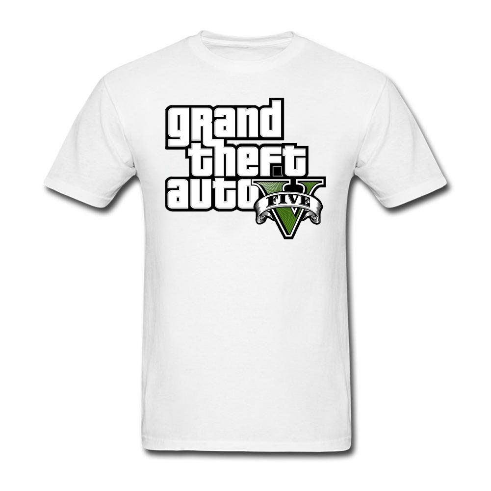 Design t shirt online - Grand Theft Auto Online Tshirt Design Create T Shirt For Men Short Sleeve Crewneck Cotton Big