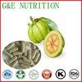Hot sale Garcinia Cambogia Cápsula com frete grátis, 500 mg x 200 pcs