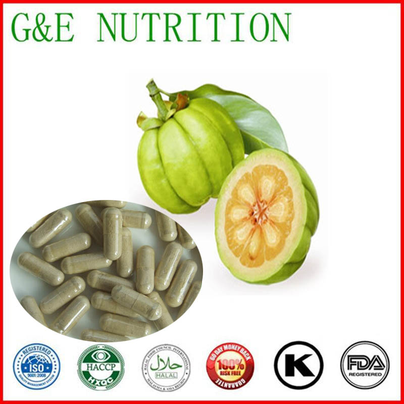 Hot sale Garcinia Cambogia Capsule with free shipping, 500mg x200pcs
