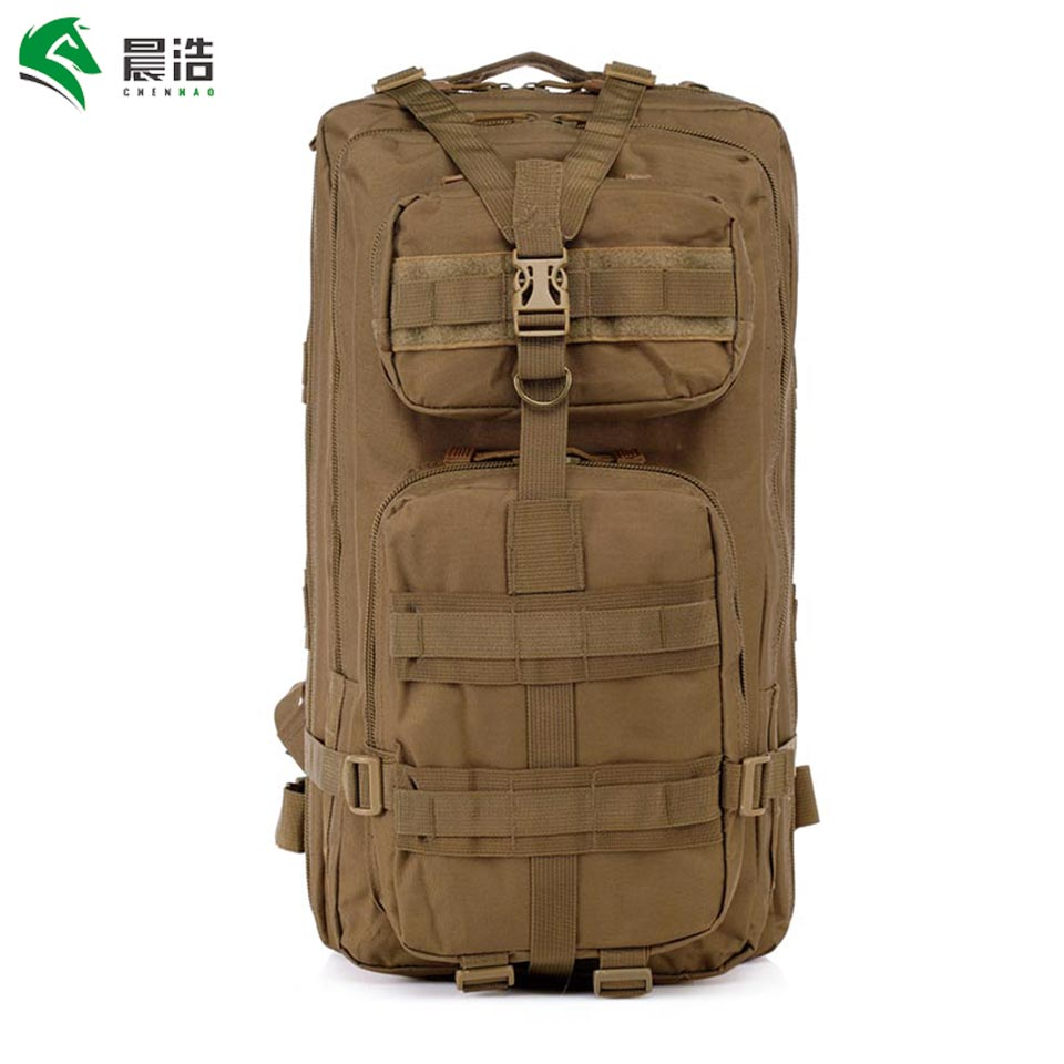 CHENHAO Large Waterproof Military font b Tactical b font font b Backpack b font Green Mountaineer