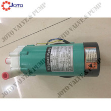 Cheap Price 10w MP-15R 220V Small Chemical Water Pump Acid Fluorine Plastic Magnetic Drive Pump In Chemical Industry