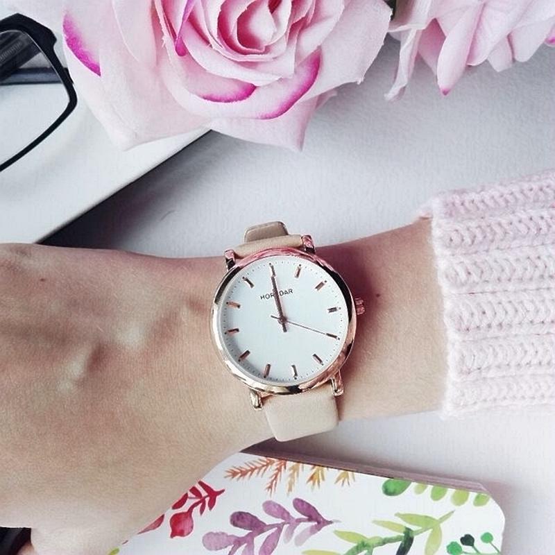 HOREDAR High Quality Quartz Watch s