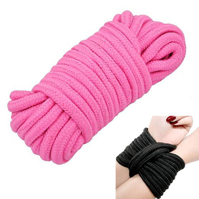 knot tying for bondage