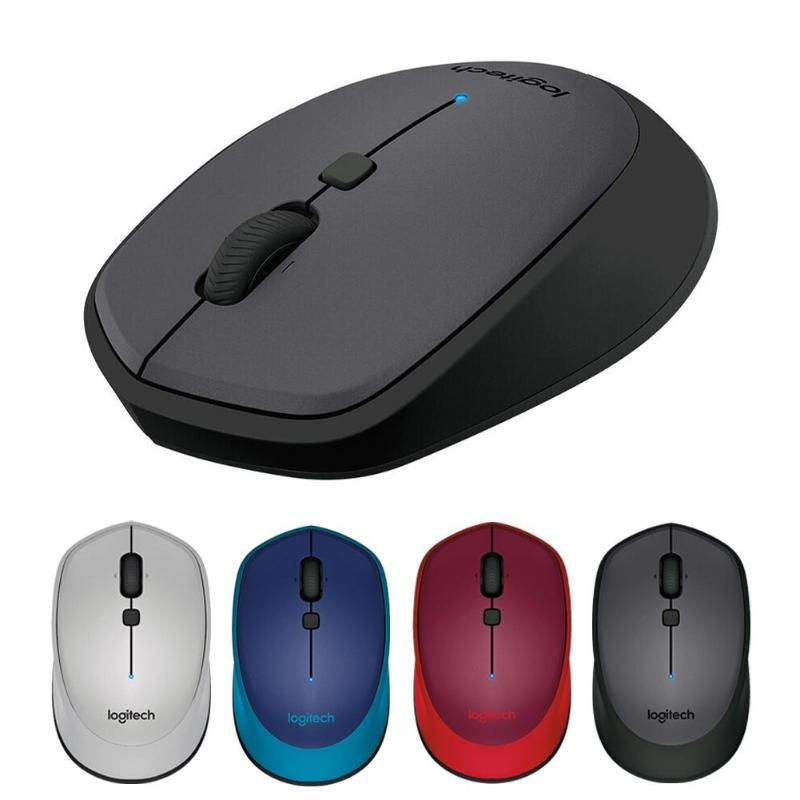 Logitech Wireless Mouse Bluetooth-3.0 Mice Laptop 1000DPI Both-Hands Office PC for 8/10-Mac