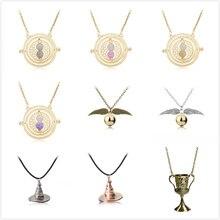 Harry Potter Fan Necklace