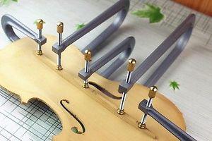 Image 5 - 1 세트 바이올린베이스 바 클램프 luthier 도구, 바이올린 설치 수리 도구 만들기