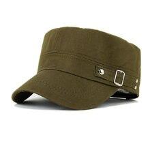 045ab8a92d844 Rebelde negro clásico de la vendimia plana superior Mens lavados gorras y  sombrero ajustable sombrero tapa