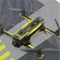Corrida 250FPV rotor eixo cremalheira FPV aeronave avião de controle remoto aviões teleguiados frete grátis