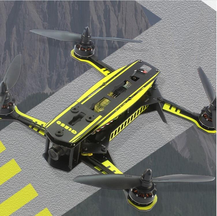 Racing 250FPV bastidor del eje del rotor FPV aviones tripulados de ...