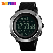 SKMEI Couples Watch 1285 Sport Women Men Blutooth Smart Pedometer Waterproof Clories Outdoors Wristwatches Relogio Inteligent
