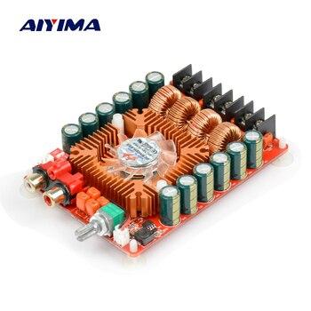 TDA7498E 160 ワット * 2 高出力デジタルアンプオーディオステレオアンプサポート BTL モードモジュール