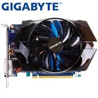 Used GIGABYTE Graphics Card GTX 650 Ti 1GB 128Bit GDDR5 Video Cards for nVIDIA Geforce GTX650 Ti VGA Cards Stronger than GTX 750