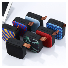 Portable bluetooth speaker wireless Stereo SD FM Speaker For Smartphone Tablet Laptop