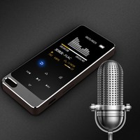 DOITOP X05S 8G Mini Touch Screen Lossless HIFI MP3 Music Player With Built in Speaker Support Recording TF Card FM Video E book